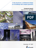 Digital (r)Evolution in the Structural Architectural Design and Execution of Buildings With Complex Geometry.mf