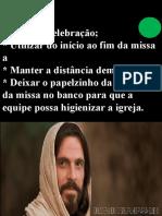 4º DOMINGO DA QUARESMA - Capela