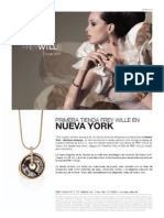 Ya está abierta la Boutique de FREY WILLE en Madison Avenue - Nueva York!!