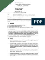 LEVANTAMIENTO DE OBSERVACIÓN Expediente Administrativo N° 00088-15 (007) - QUISPETERA DIAZ Y MONTALVO CRUZ