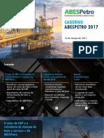 20170314_ABESPetro_Apresentacao Caderno_v10 2