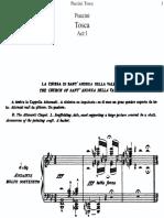 Tosca - Vocal Score (Milan_ G. Ricordi & C. - 1899)