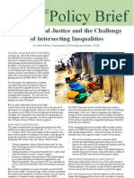Naila Kabeer11 - MDGs, Social Justice and the Challenge of Intersecting Inequalities