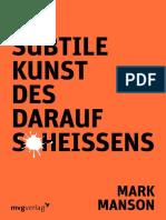 Die subtile Kunst des darauf Scheißens ( PDFDrive )