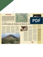 La Montaña de Tejina en Guía de Isora