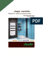 Notice Seche Serviette Santiago Ventilo 3cs