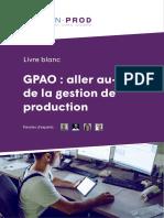 WP GPAO - Open Prod