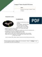 Guía de Apoyo Lenguaje 4° Hugo -Berenice- Sofía