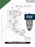 Instruction G6B