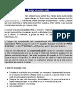 01Le Compte Rendu de Réunion