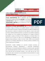 PUNTO DE CUENTA PRESIDENTE DESCUENTOS AGUAMARINA