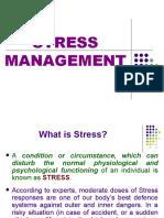 STRESS & Relaxation (Nov. 30, 2010)