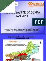 Drm Desastres Regiao Serrana Rj Jan2011