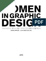 Frauen Und Grafik-Design _ Women in Graphic Design