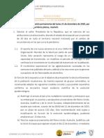 Resoluciones 21 de Diciembre 16H24