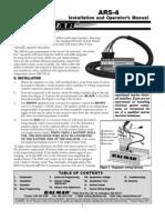 ARS-4 Manual
