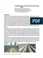 OPTIMUM DESIGN OF EMBEDDED RAIL STRUCTURE FOR HIGH-SPEED LINES - Markine, De Man, Jovanovic, Esveld - RE2000