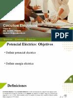 Clase 10 - Circuitos Electricos (1)