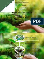 leyees de proteccion ambiental