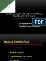 2.- Tecnicas Radiograficas y Distorsión