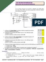 A4-1presentation Dun Microontroleur 3ST 2018_ 2019