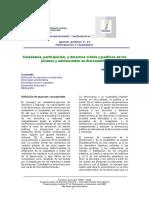 Garcia Moreno-Ciudadanía, participación y derechos civiles