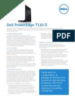 poweredge-T110-II-Spec-sheet_fr