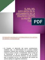 VIOLENCIA INTRAFAMILIAR Dra. Lucy Blacio