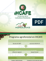 Sistemas agroforestales en cafe