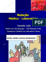 AULA CICLO PALESTRAS HEMATOLOGIA