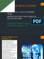 TALLER DE APLICACIONES WEB