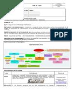 Plan lectura 8°-Clase 01-1P-2021