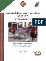 Módulo Quechua Intermedio-i Abril-2021