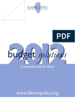 Budget Solutions 2012