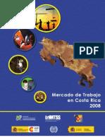 Mercado Laboral de Costa Rica 2008