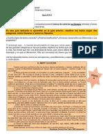 Guia Para Identificar Textio Literario y No Literario Usar 2021