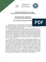 CRI2i-4ème-CONGRES-INTERNATIONAL