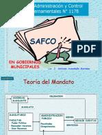 Ley Safco 1178 Adm y Control Gubernamentales