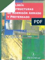 Patologia de Estructuras de Hormigon Armado y Pretensado i - Jose Calavera
