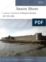 056 - N.Fields - Rome's Saxon Shore - Coastal Defences of Roman Britain AD 250-500