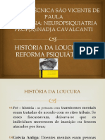 Slides Historia Da Loucura
