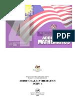 HSP matematik tambahan ting 4