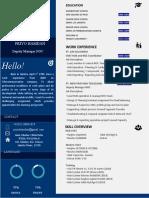 CV PriyoHamdan