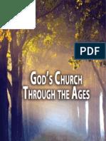 God's Church Through the Ages