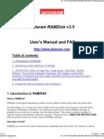 Dataram_User_Manual_35