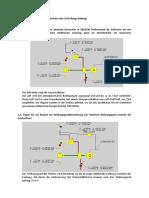 Variacion parametros en central de ciclo combinado