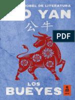 Mo Yan, «Los bueyes»