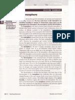 La Eys of Atmosphere Worksheet