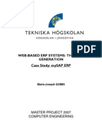 web based erp SYSTEMS