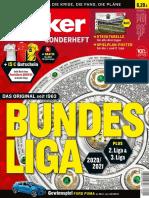 Kicker - BundesLiga 2020 - 21